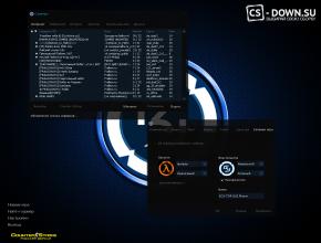 Скачать CS 1.6 - SK Gaming