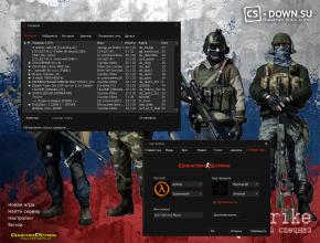 Скачать CS 1.6 - Русский Спецназ