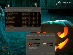 Скачать CS 1.6 - Halloween