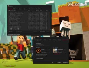 Скачать CS 1.6 - Minecraft